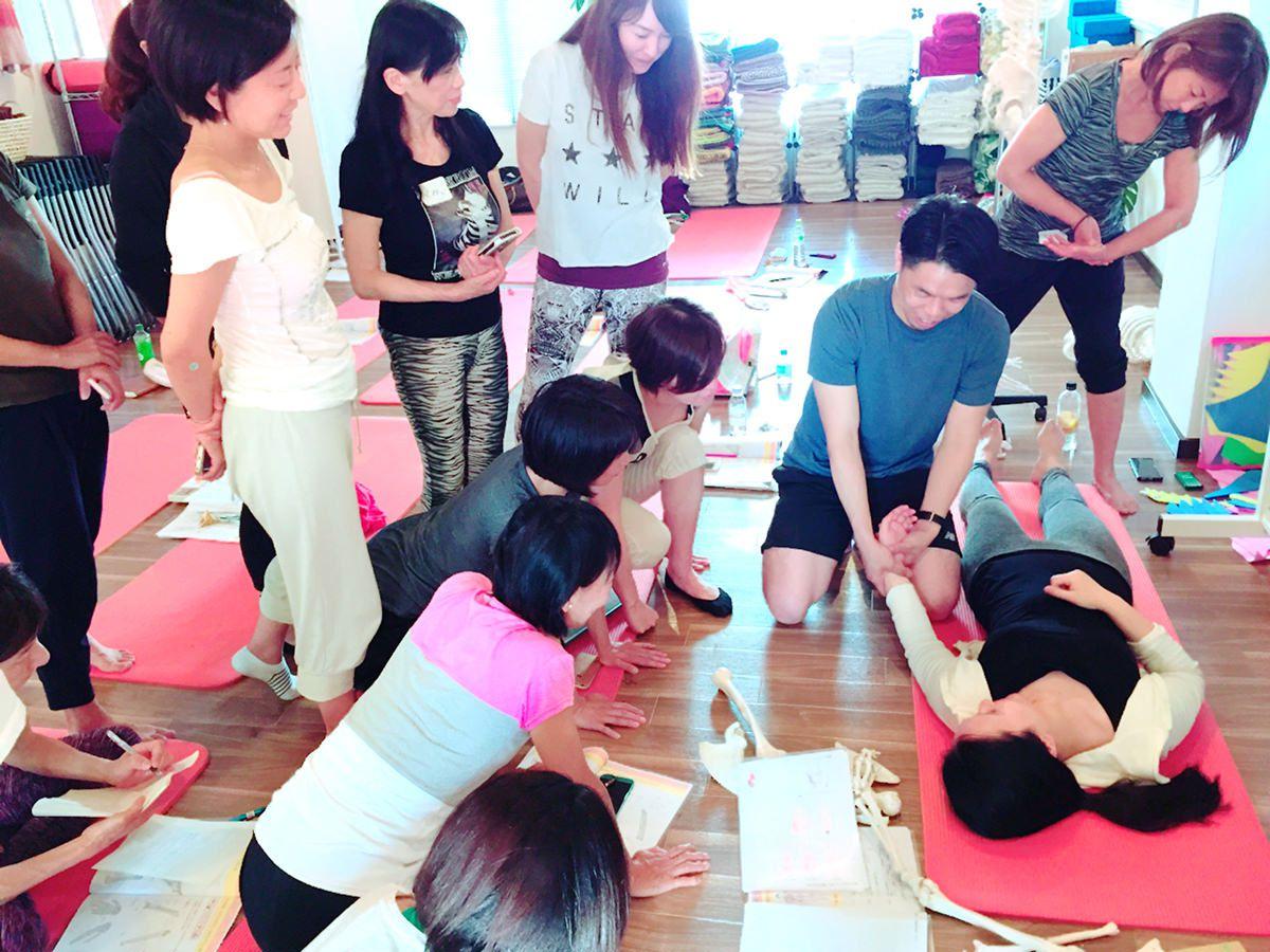 名古屋 解剖学コンディショニング入門講座