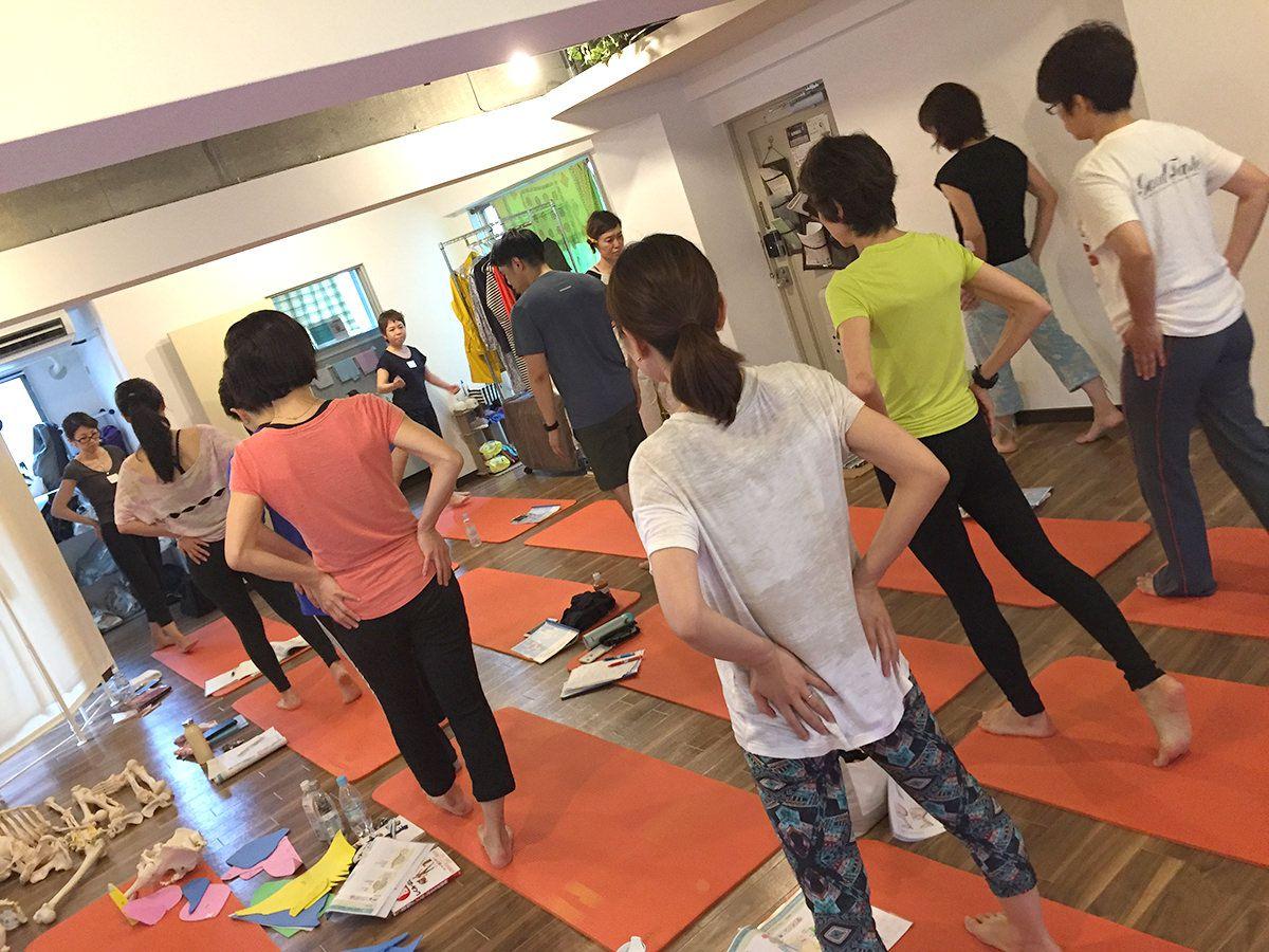 福岡 解剖学ボディコントロール入門講座
