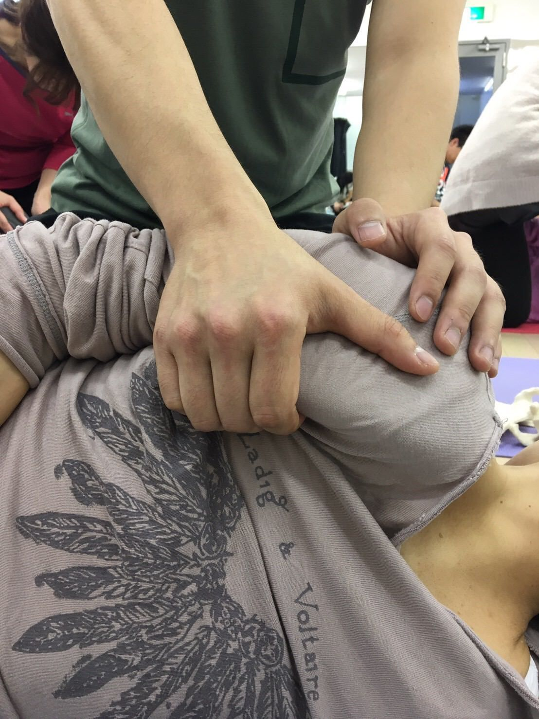 千葉 超入門ミニ講座 ①肩甲骨で学ぶ解剖学の学び方 ②解剖学コンディショニング