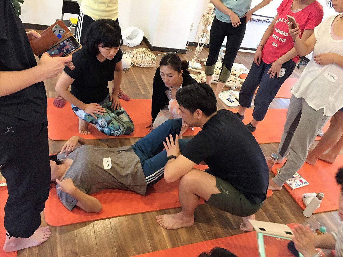 静岡 解剖学コンディショニング入門講座